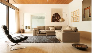 COR in Jena mit dem Möbelklassiker Conseta, und Designklassiker Sinus Sessel